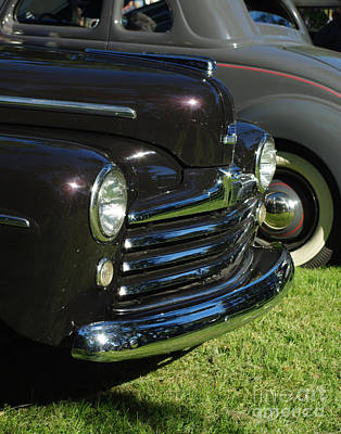 1948 Ford Super Deluxe Poster