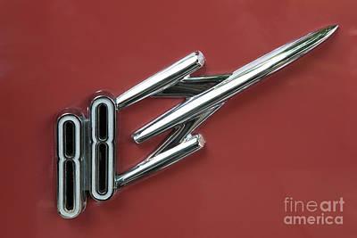1956 Oldsmobile Rocket 88 Poster