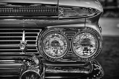 1959 Chevrolet El Camino Poster by Gordon Dean II