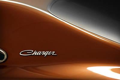 1969 Dodge Charger Daytona  Poster by Gordon Dean II