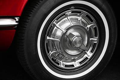 1962 Chevrolet Corvette Poster by Gordon Dean II