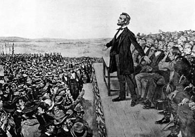 Abraham Lincoln 1809-1865, U.s Poster