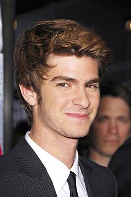 Andrew Garfield At Arrivals For The Poster