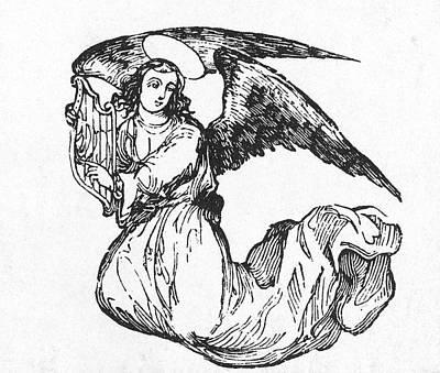 Angel Poster by Granger