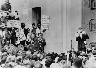 Attorney General Robert Kennedy Poster
