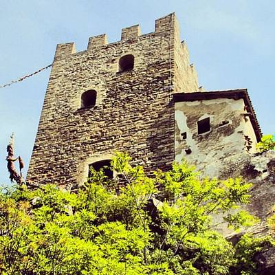 Castel Juval Poster