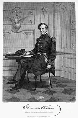 Charles Wilkes (1798-1877) Poster by Granger