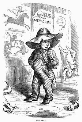 Children: Types Poster by Granger