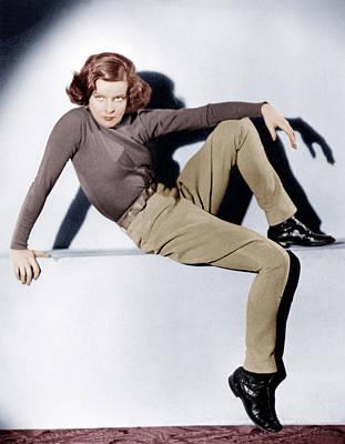 Christopher Strong, Katharine Hepburn Poster by Everett