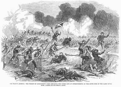 Civil War: Petersburg Poster by Granger