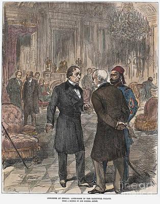 Congress Of Berlin, 1878 Poster