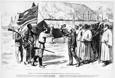David Livingstone Poster by Granger