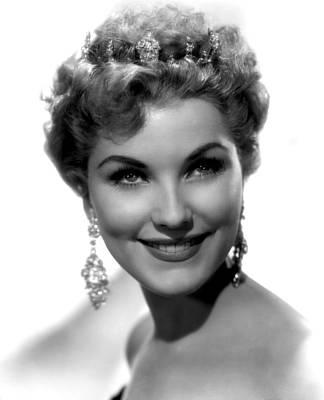 Debra Paget, Ca. 1950s Poster by Everett