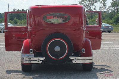 2 Door Coupe Poster