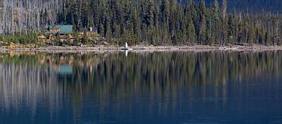 Elk Lake Oregon Poster by Twenty Two North Photography