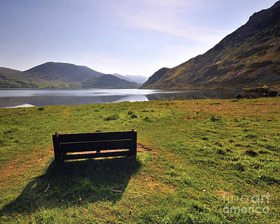 Ennerdale Cumbria Poster by Jason Connolly