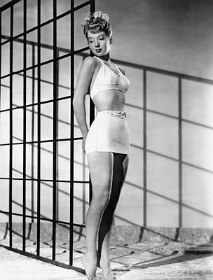 Evelyn Keyes, 1946 Poster