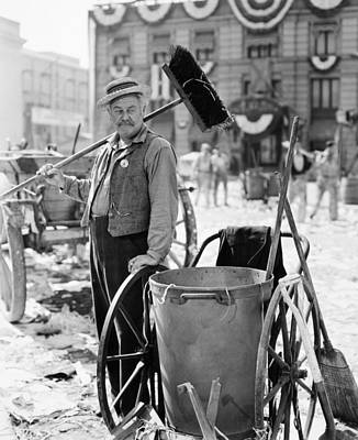 Film Still: Street Cleaner Poster by Granger