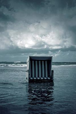 Flood Poster by Joana Kruse