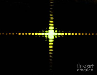 Fraunhofer Diffraction Poster