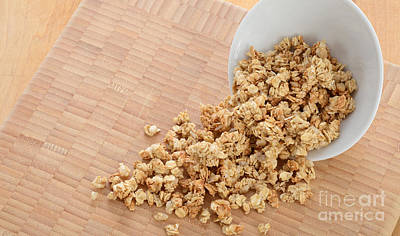 Granola Poster by Photo Researchers, Inc.