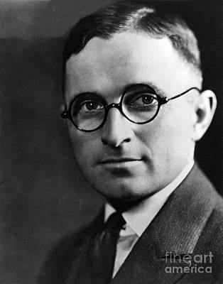 Harry S. Truman, 33rd American President Poster by Photo Researchers