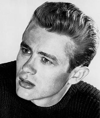 James Dean Poster by Everett
