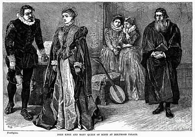 John Knox (1505-1572) Poster by Granger