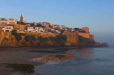 Kasbah Des Oudaias, Rabat Poster by Axiom Photographic