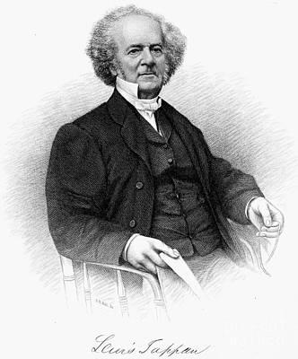 Lewis Tappan (1788-1873) Poster