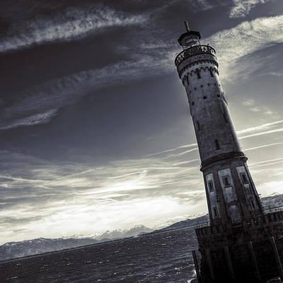 Lighthouse Poster by Joana Kruse