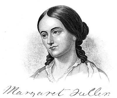 Margaret Fuller (1810-1850) Poster by Granger