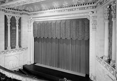 Movie Theaters, Missouri Theater Poster