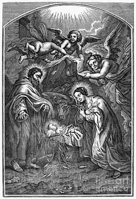 Nativity Poster by Granger