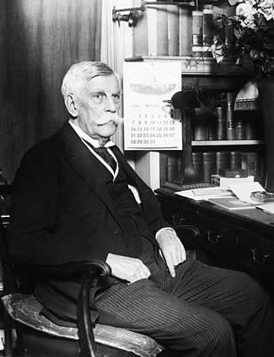 Oliver Wendell Holmes, Jr. 1841-1935 Poster by Everett