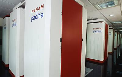 Param Padma Supercomputer Poster