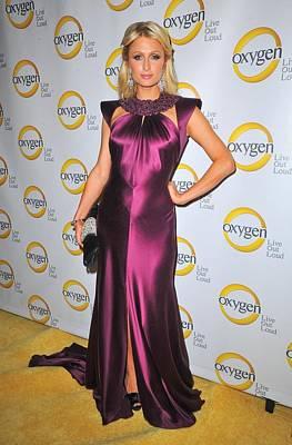Paris Hilton At A Public Appearance Poster by Everett