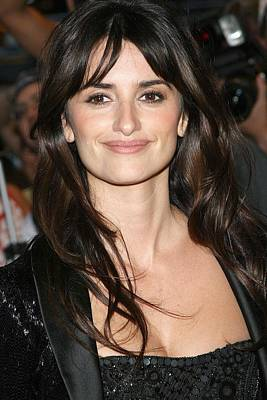Penelope Cruz At Arrivals For New York Poster by Everett
