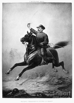 Philip Henry Sheridan Poster by Granger
