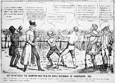 Presidential Campaign, 1836 Poster