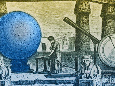 Ptolemy, Alexandria Observatory, 2nd Poster