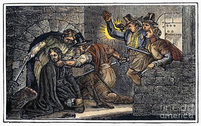Robert Catesby (1573-1605) Poster by Granger
