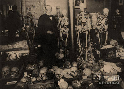 Rudolph Virchow, German Pathologist Poster