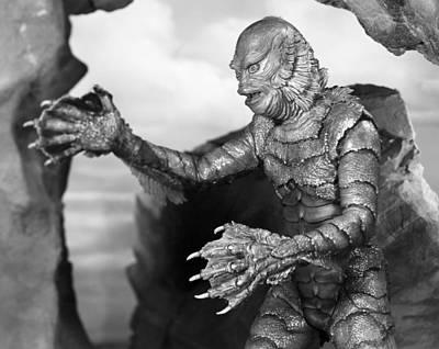 Sea Monster,  1953 Poster by Granger
