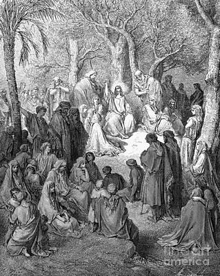 Sermon On The Mount Poster