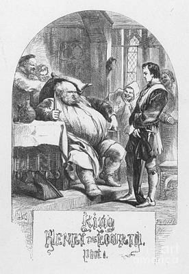Shakespeare: King Henry Iv Poster