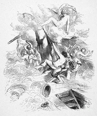 Shakespeare: Tempest Poster