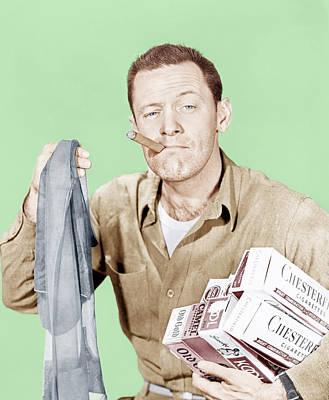Stalag 17, William Holden, 1953 Poster