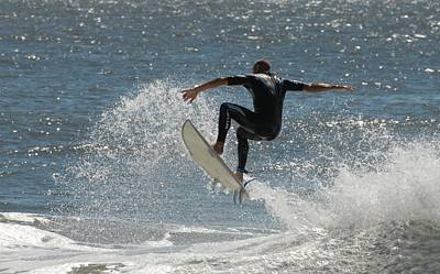 Surfing 415 Poster by Joyce StJames