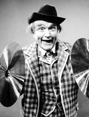 The Red Skelton Show, Red Skelton Poster by Everett